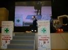 Демонстрация навыков оказания первой помощи на манекене ПРАКТИ-МЭН в рамках Вторых Московских Юношеских Медицинских Игр, 26 апреля 2014 года