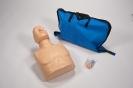 Тренажер для слр ПРАКТИ-МЭН, в комплекте есть лёгкие, клапан, кожа лица и кожа туловища, салфетки, перчатки